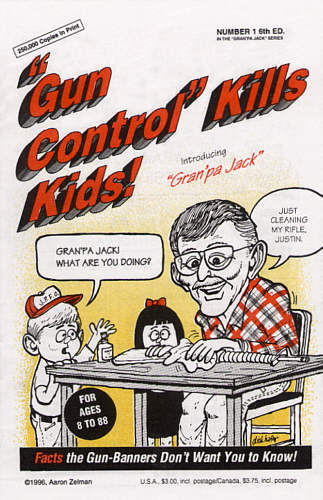 gun control kills kids