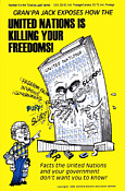 Gran'pa Jack Books - The UN is killing your freedoms