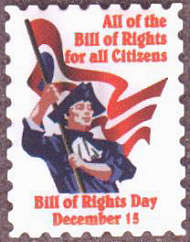 Bill of Rights Day Pin