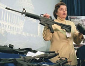 Feinstein with AR